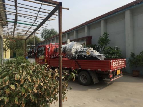广西DGJX1000机械粉碎机发货
