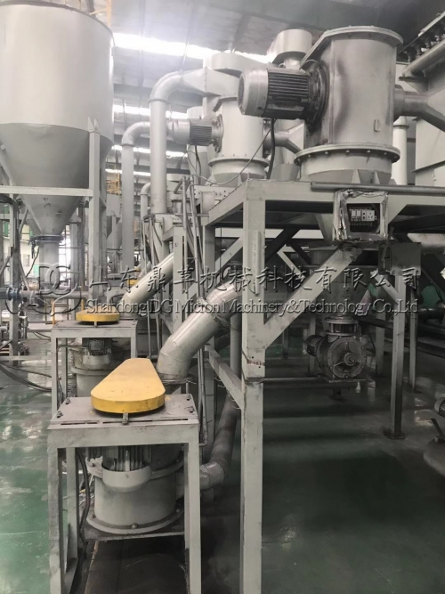 天津电池材料机械粉碎机投产