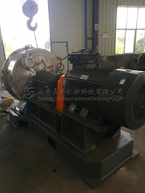 湖南新材料集团DGJX1000冲击磨装车发货
