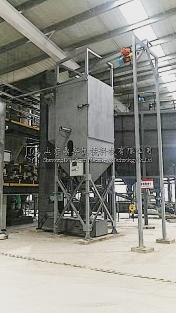 北京客户定做的吨袋拆袋机