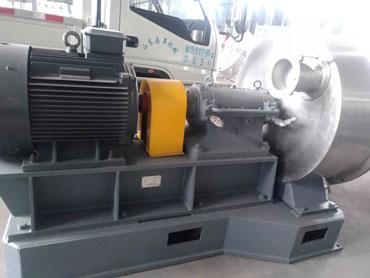 JX1000机械粉碎机