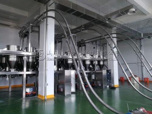 尿素管链输送机