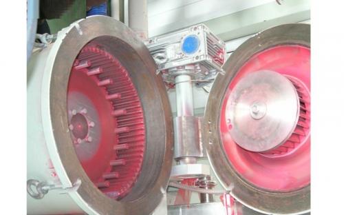 石墨球化机