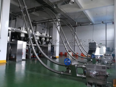 安徽不锈钢管链输送机