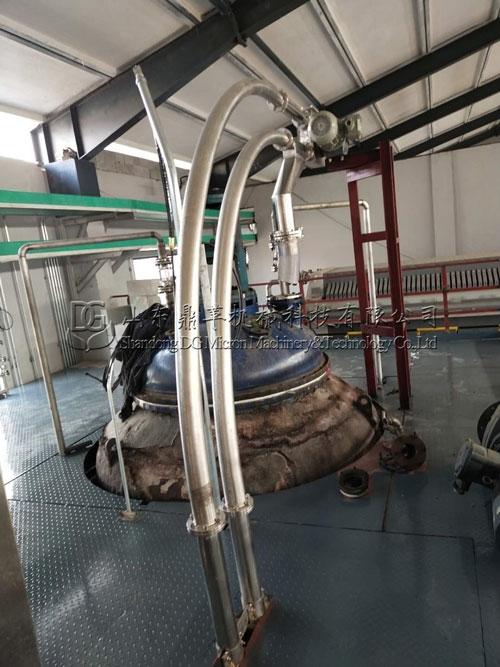 碳酸钙管链输送机