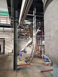 氧化铝粉管链输送设备