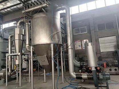 湖北碳酸氢钠(NaHCO3,小苏打)粉末制备机